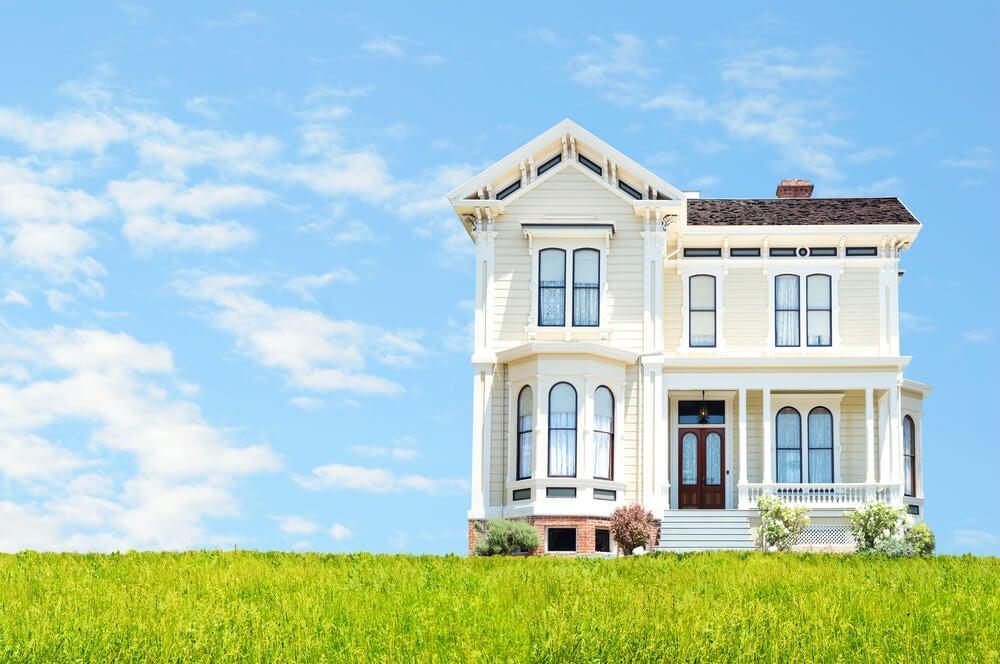 El estilo arquitectónico de las casas victorianas