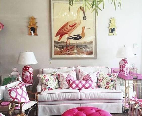 Diseño de interior con nombre propio: Dana Gibson