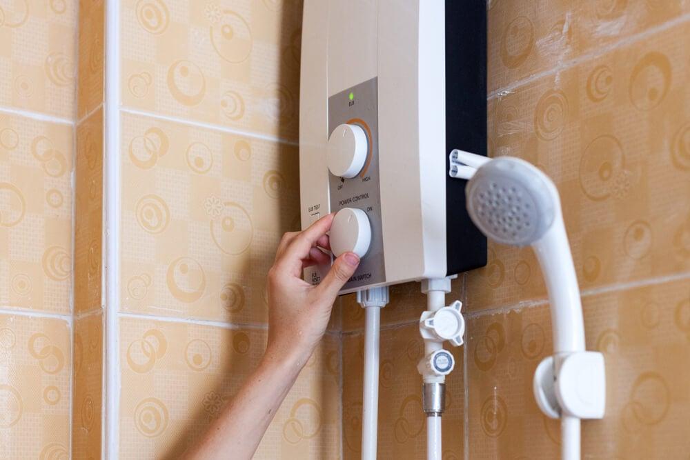 Características de una ducha eléctrica.