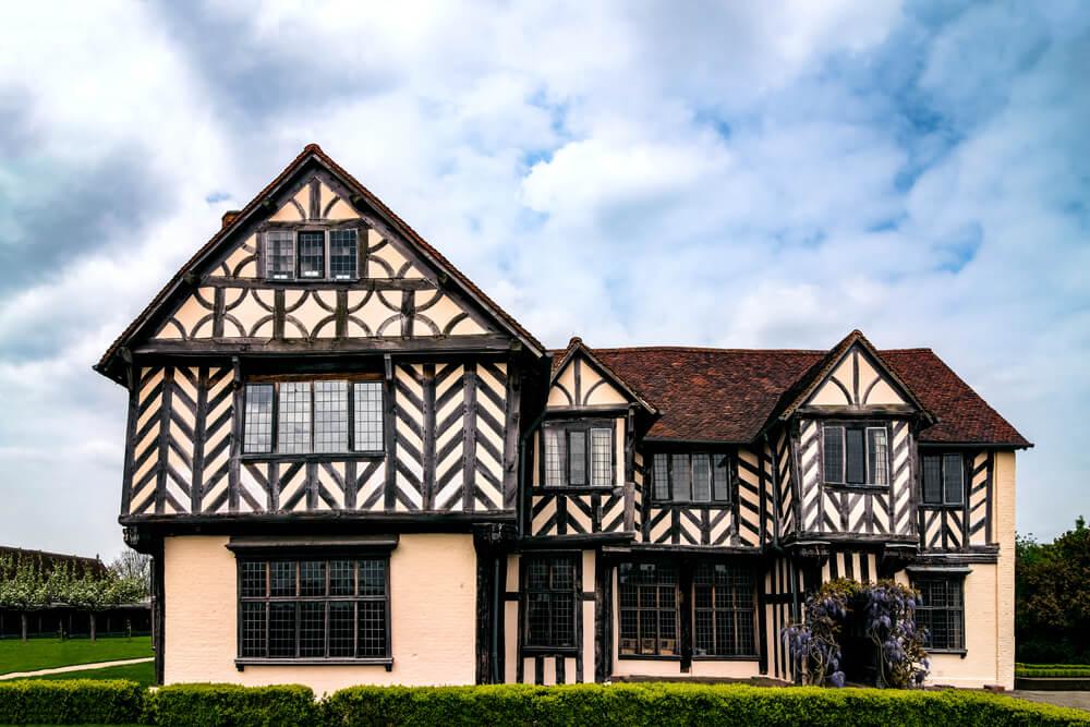 El estilo arquitectónico de las casas Tudor