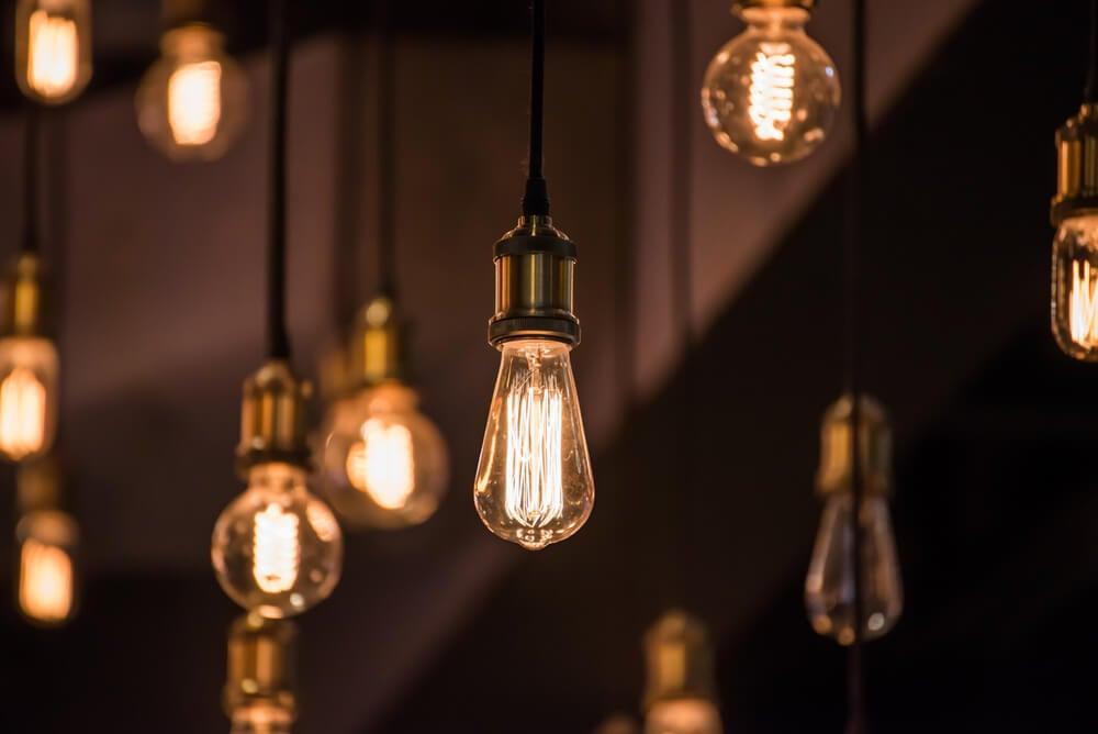 Cómo distribuir los puntos de luz