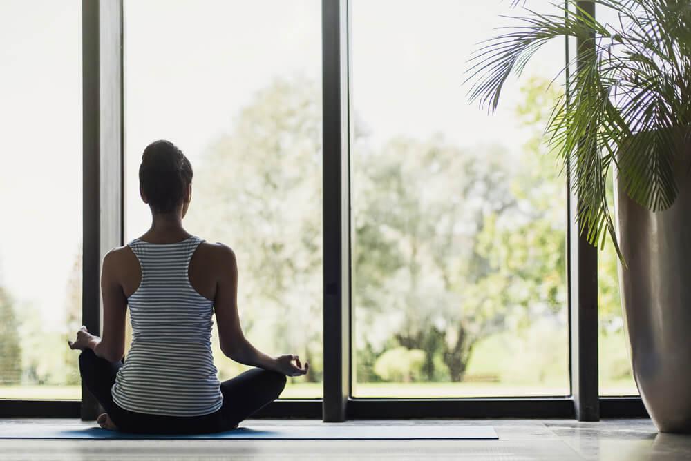 Vamos a crear un rincón de meditación