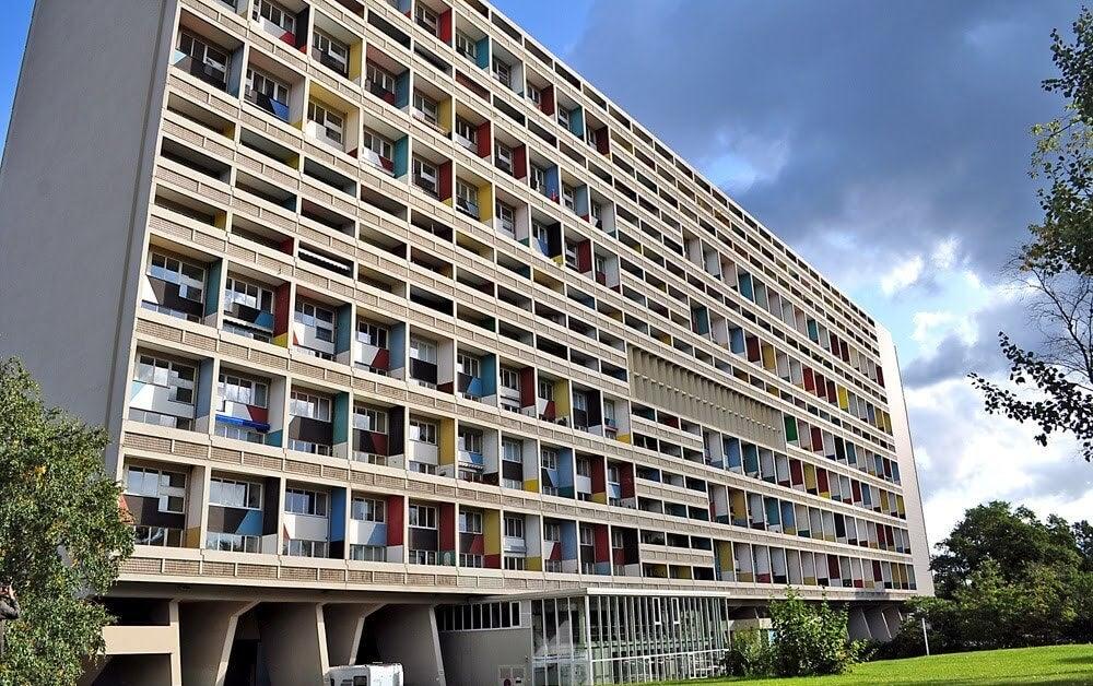 Edificio de Marsella.