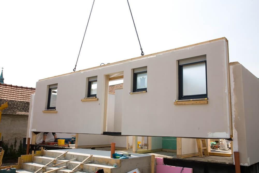 Ventajas de las casas modulares.