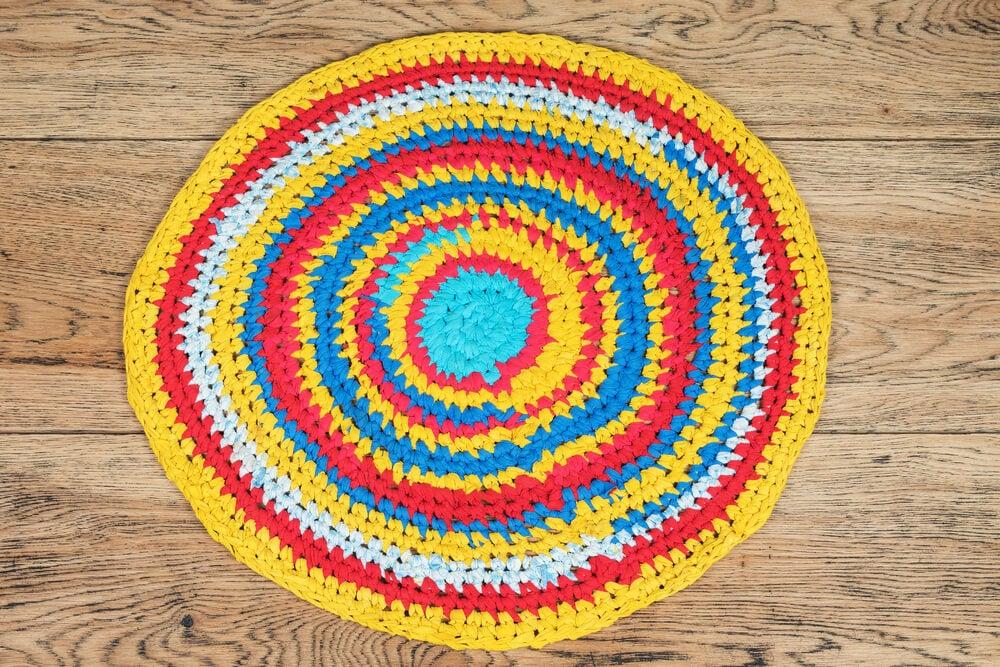 Las alfombras de trapillo, un producto artesanal