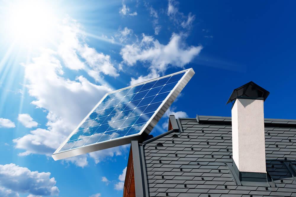 Almacenar energía solar.