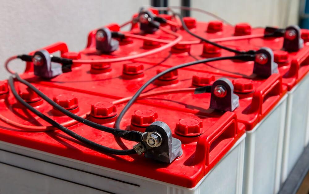 Baterías para almacenar la energía solar