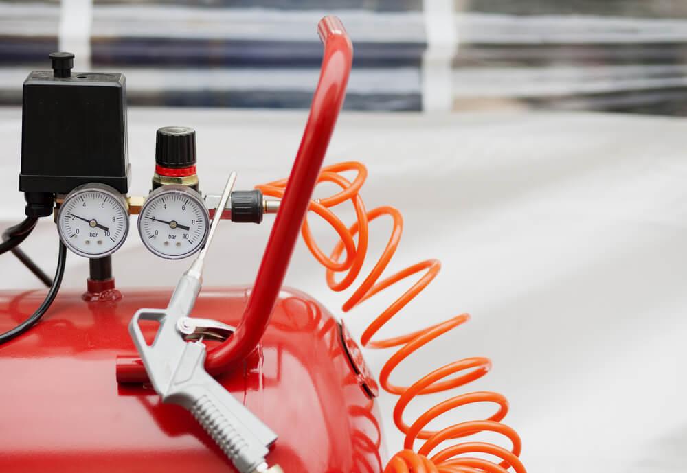 Compresores de aire portátiles con más potencia