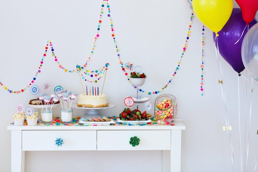 Principales Recursos Para Decorar Una Fiesta De Cumpleaños