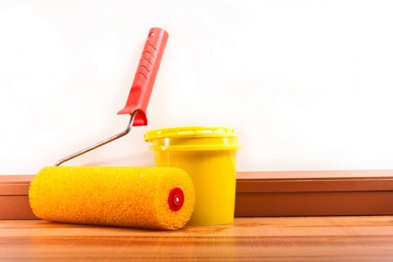 Errores más comunes a la hora de pintar las paredes