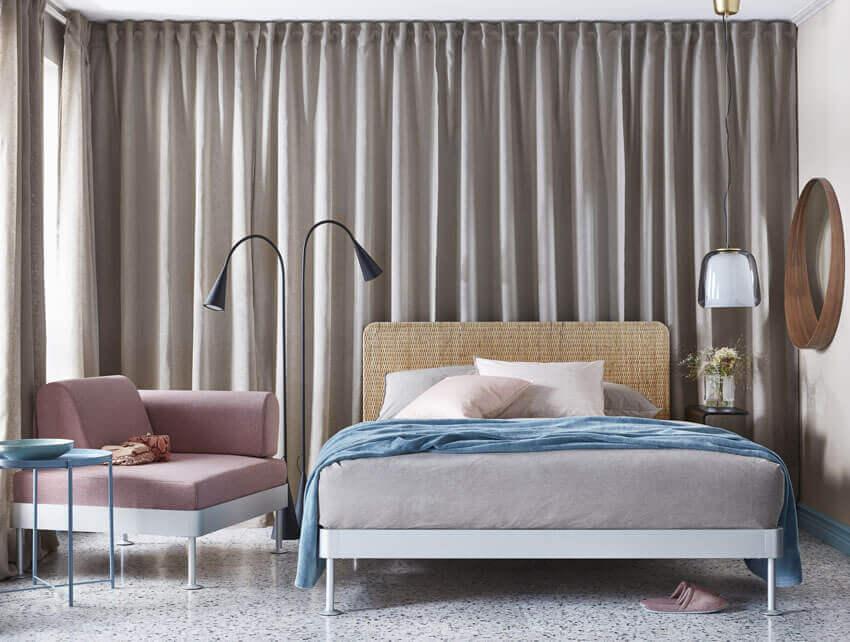 Nueva línea de dormitorio de Tom Dixon: elegante e inteligente