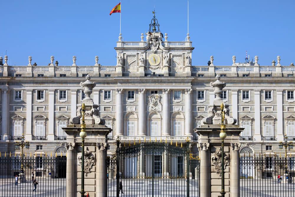 La decoración de las principales estancias del Palacio Real de Madrid