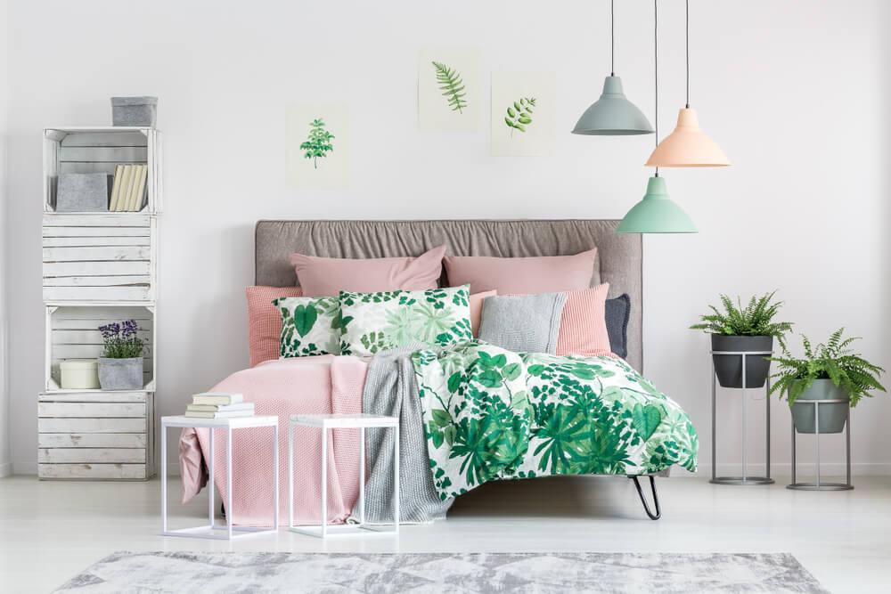 Primavera en tu dormitorio