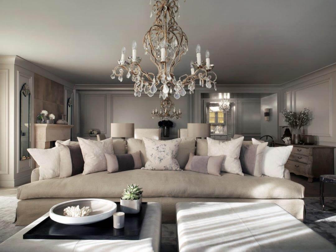 Diseño de interior con nombre propio: Kelly Hoppen