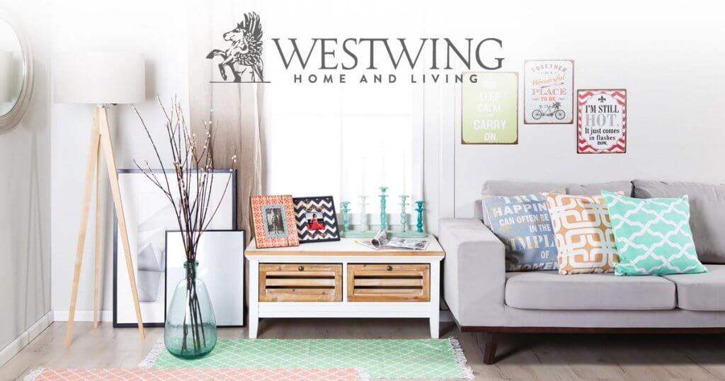 Tienda Westwing de decoración.