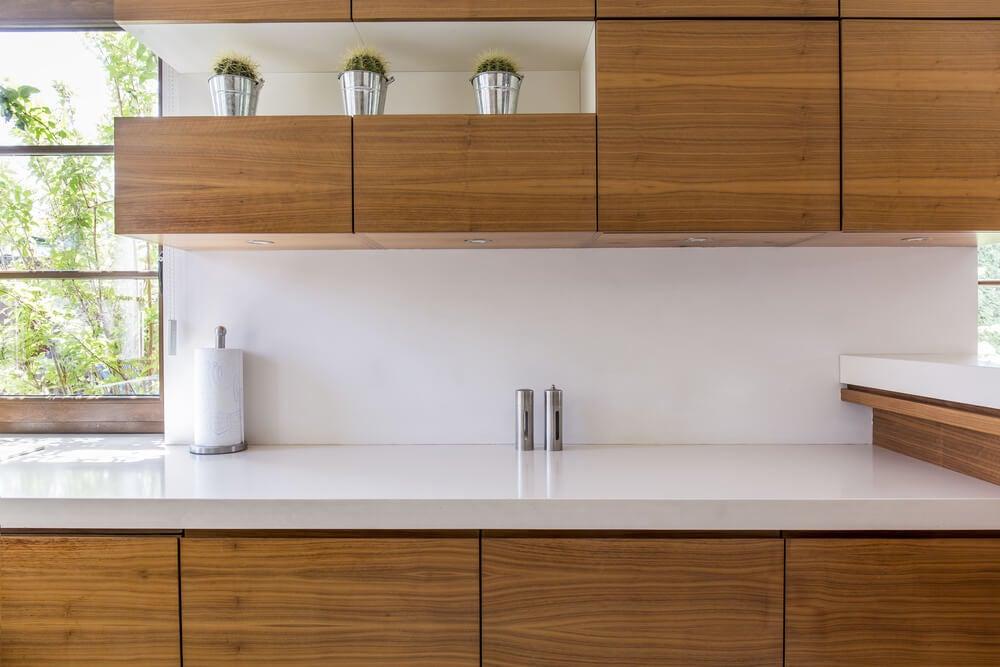 4 opciones para las encimeras de cocina