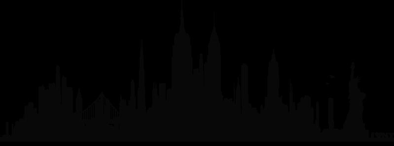 Vinilo de la ciudad de Nueva York.