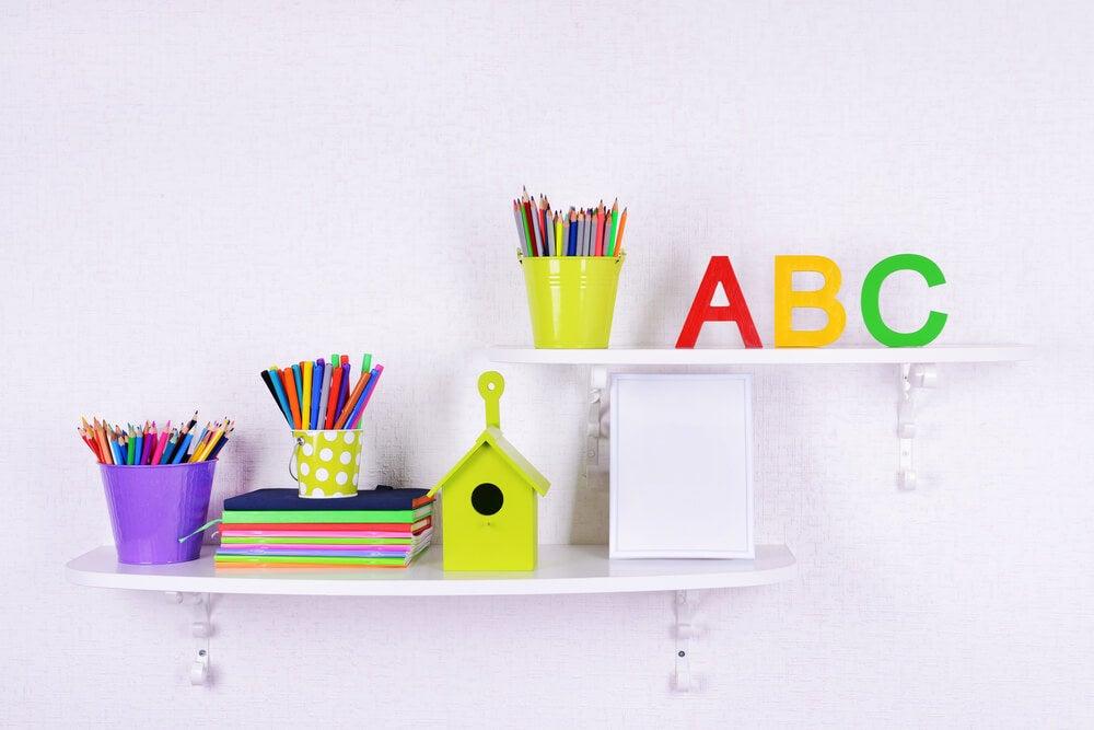Ideas para decorar una biblioteca infantil