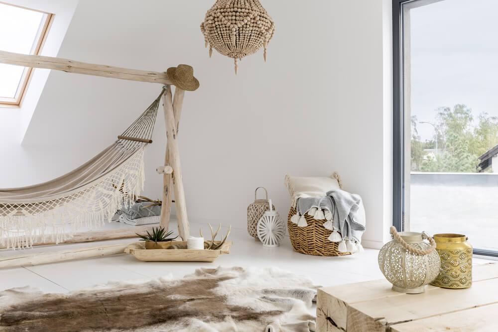 El estilo raw, la naturaleza para el hogar