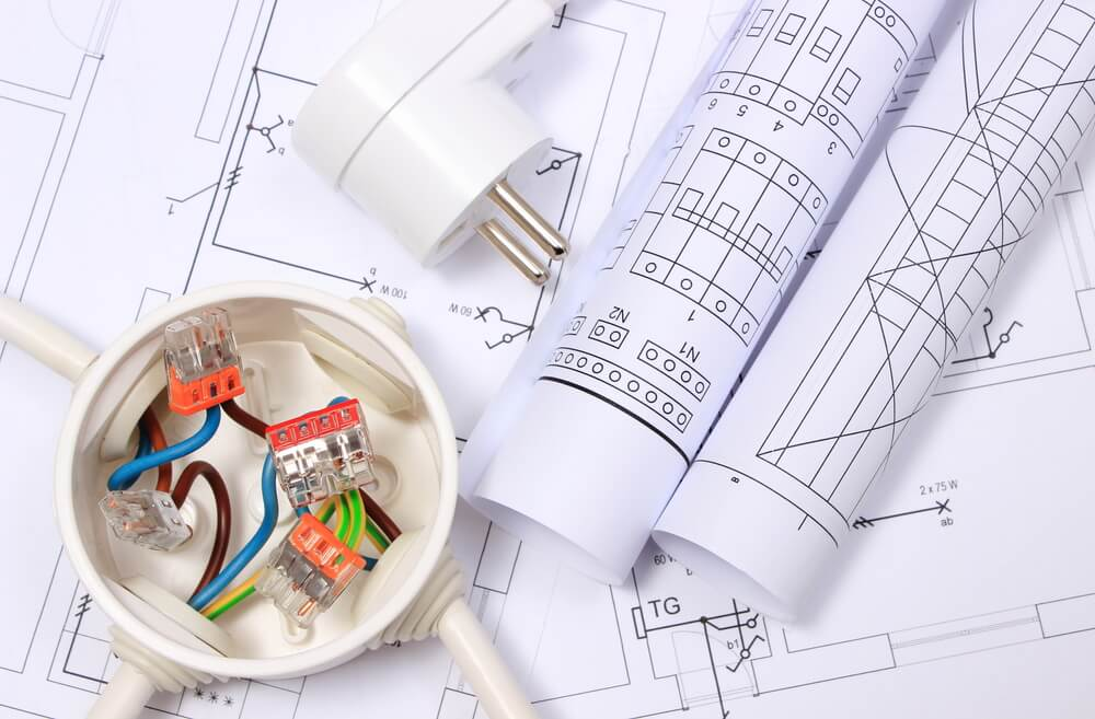Requisitos del código eléctrico para las habitaciones