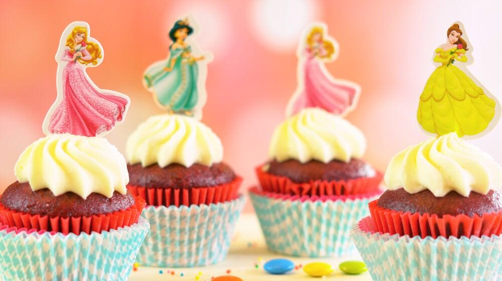 Cupcakes Disney.