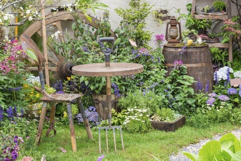 6 proyectos de decoración al aire libre