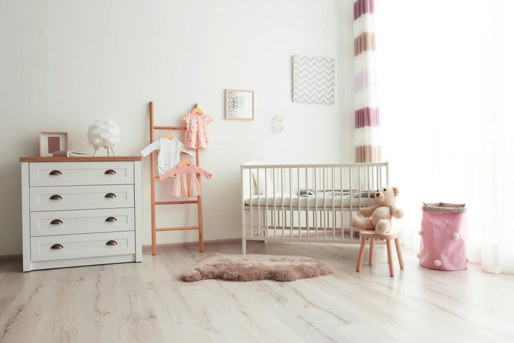 Decore o quarto do bebê