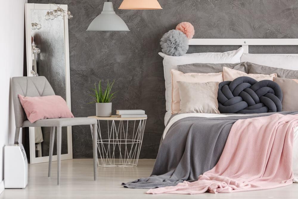 Decoración low cost para el dormitorio