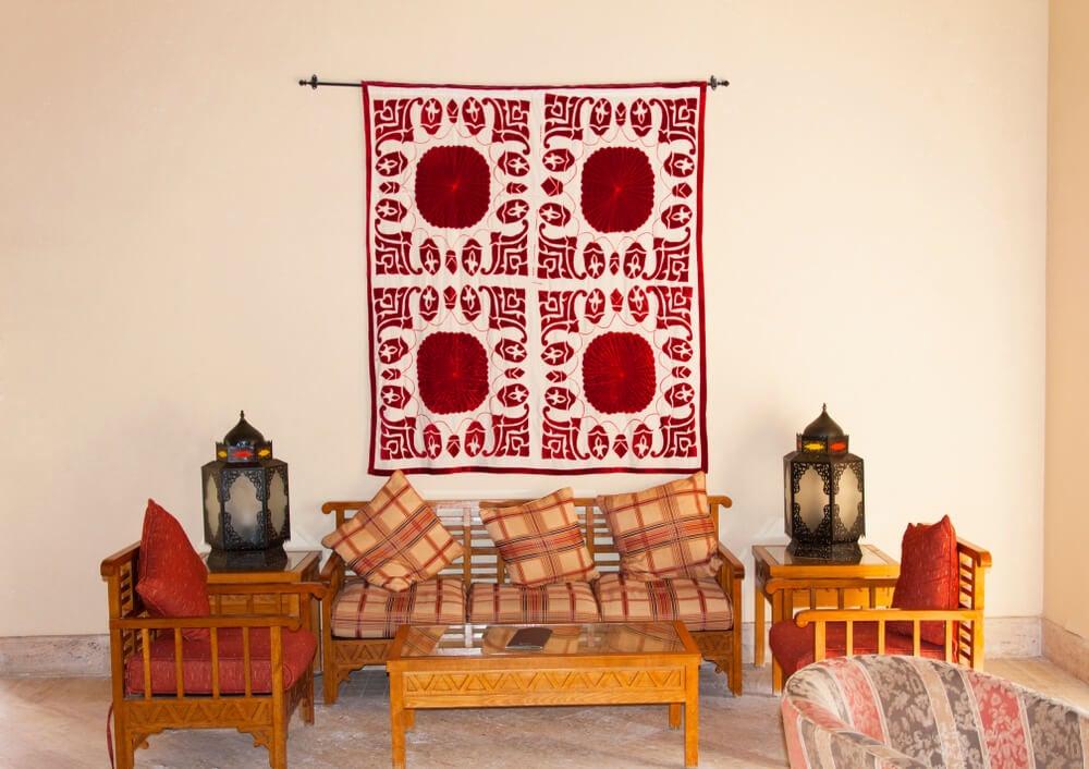Cansado de la decoración del hogar, cambios