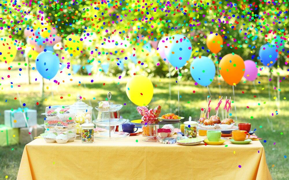 6 ideas para decorar mesas de fiestas