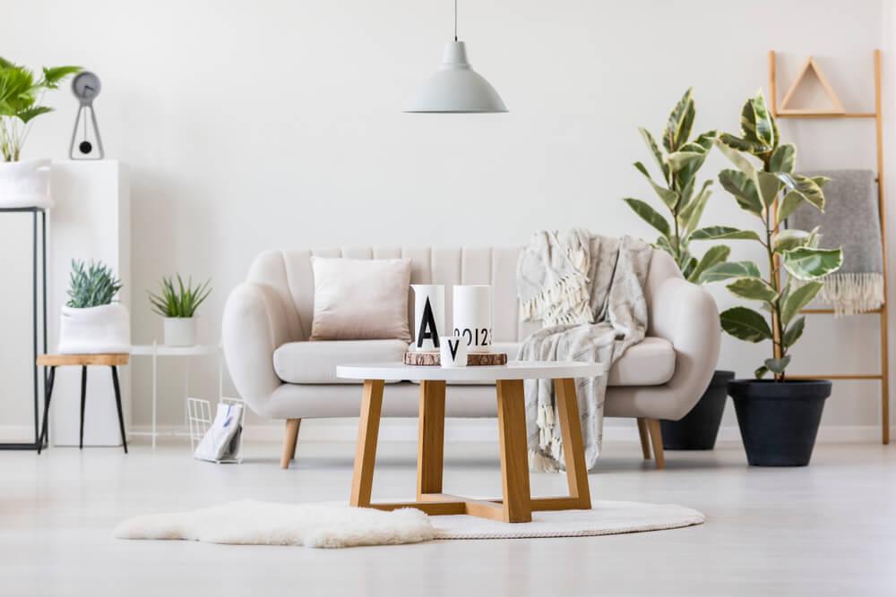 El equilibrio orgánico de estilo escandinavo