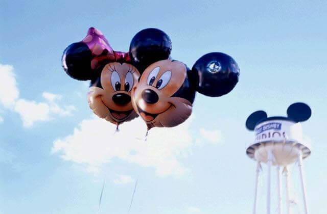Globos Disney.