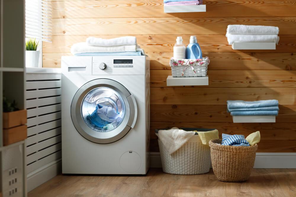 4 ideas de diseño para la habitación de lavandería