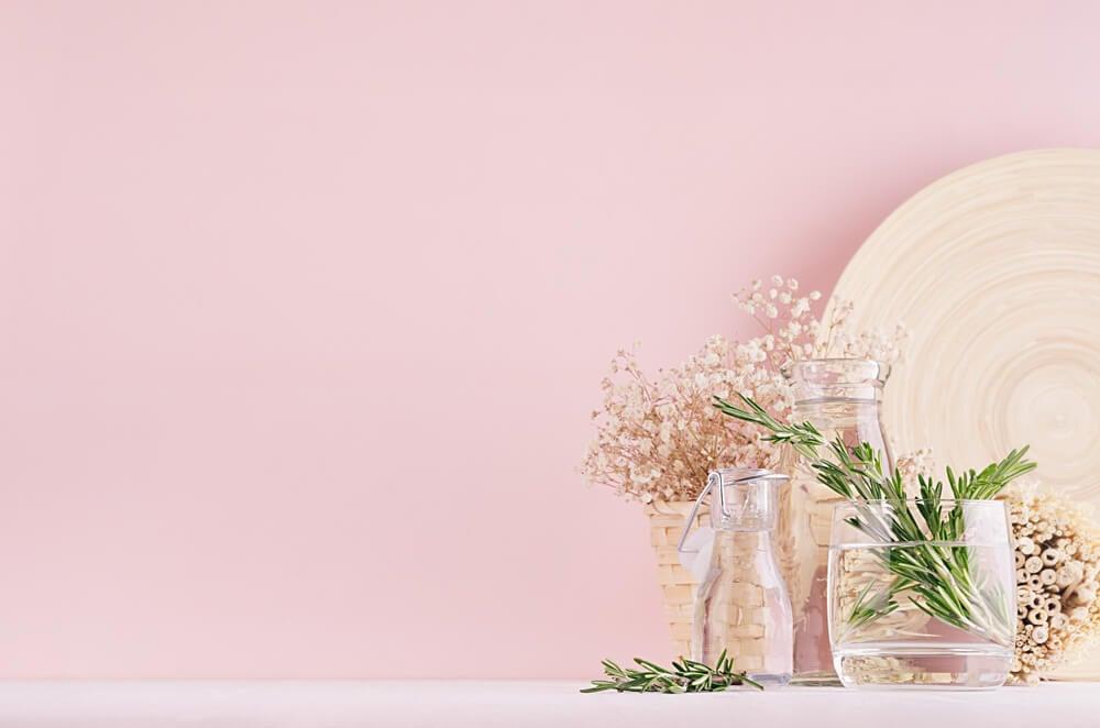 Ideas para decorar con flores.