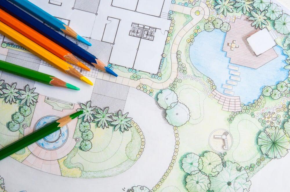 5 ideas de paisajismo para aprovechar al máximo tu jardín