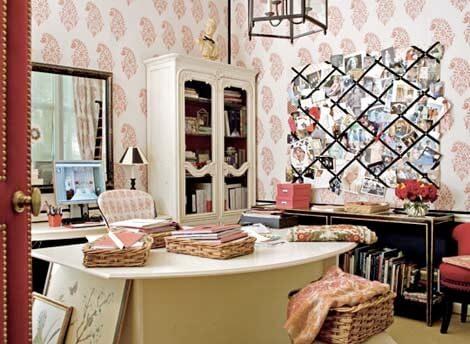 A typical Branca interior.