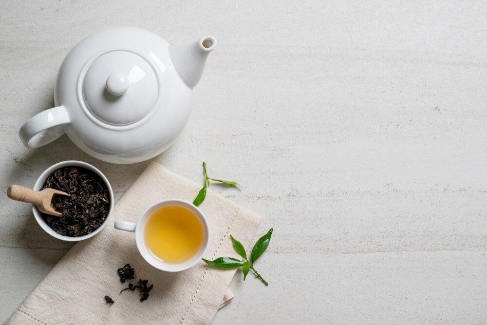 Juegos de té con encanto