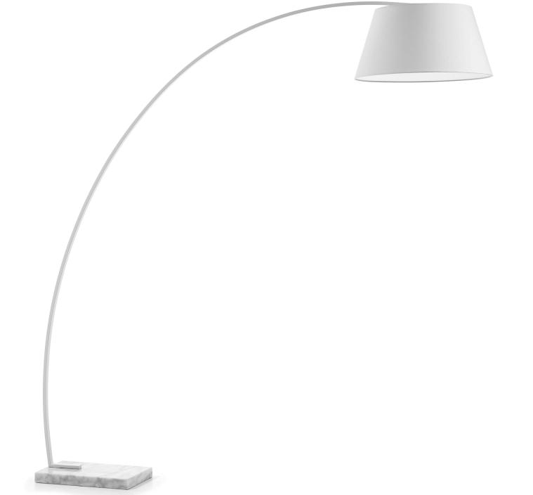 Lámpara Arco.
