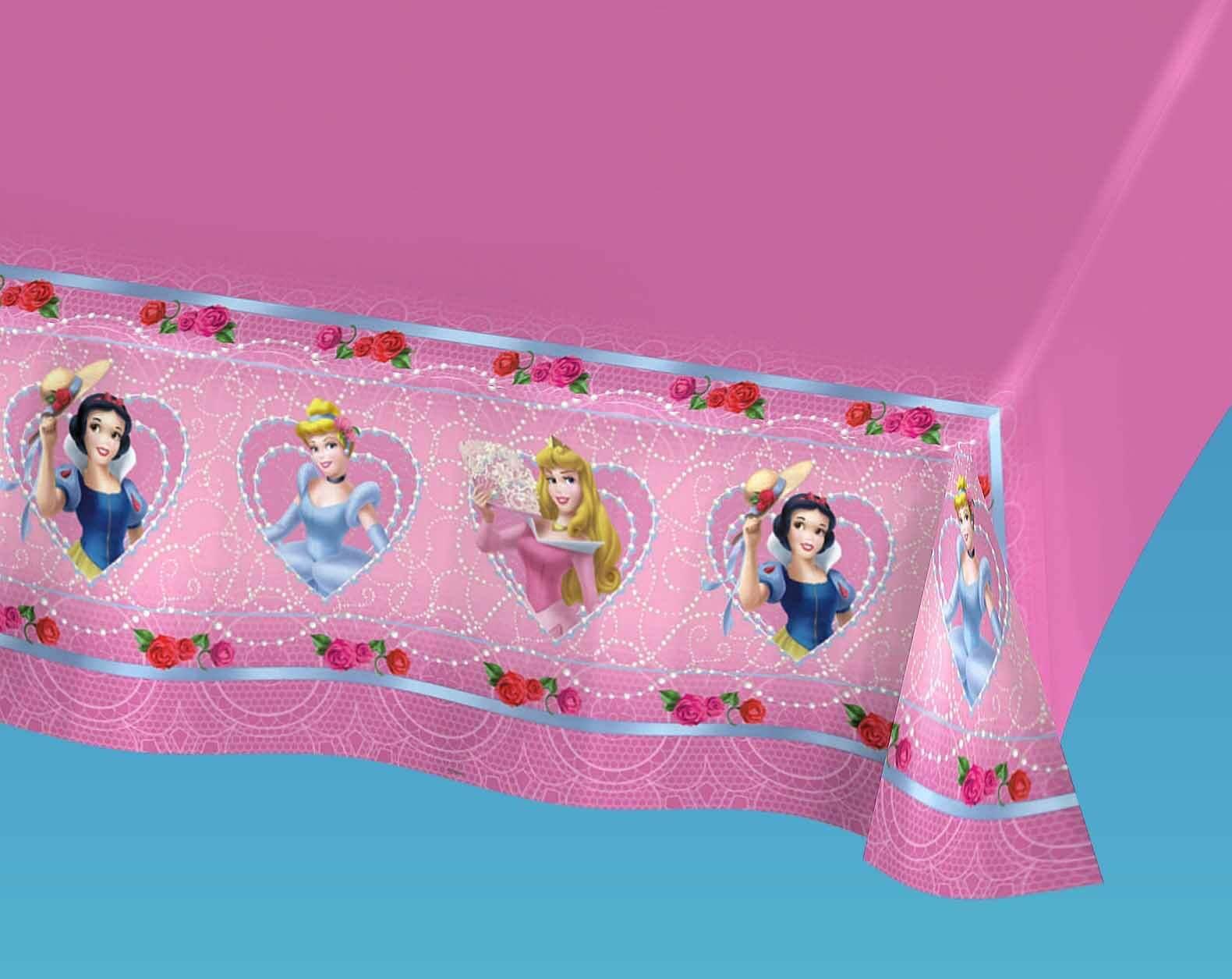 Mantel de princesas Disney.