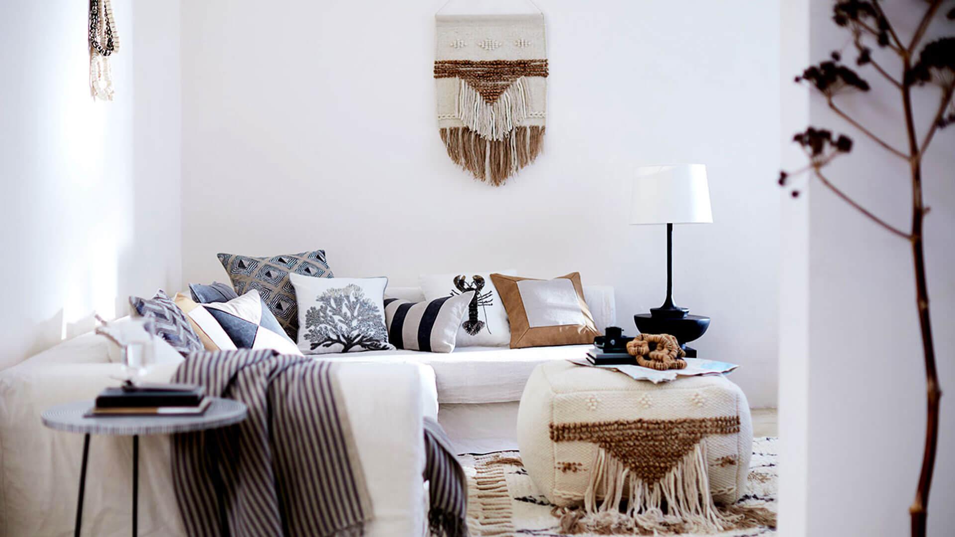 Mobiliario Zara Home.