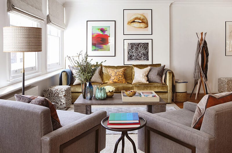 Diseño de interior con nombre propio: Natalia Miyar