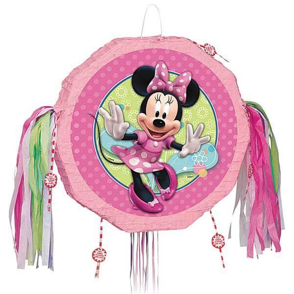 Piñata de Minnie Mouse.