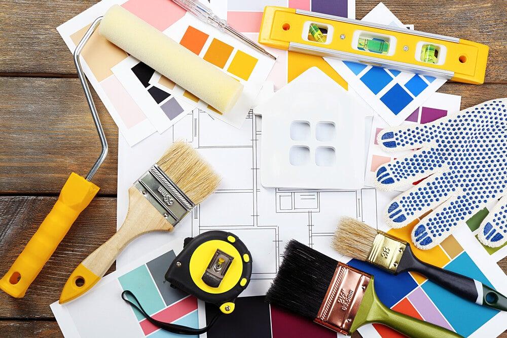 Garantiza tu seguridad cuando trabajas en la remodelación de una casa