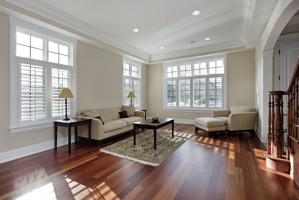 Sol en contacto con la madera | hogar más elegante
