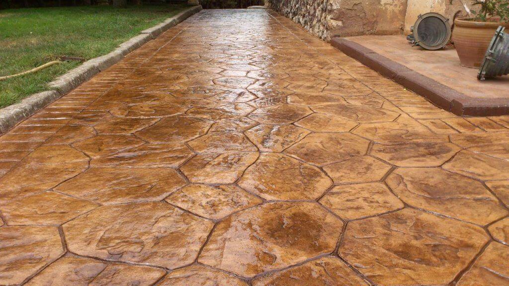 ¿Por qué elegir el hormigón impreso para suelos decorativos?