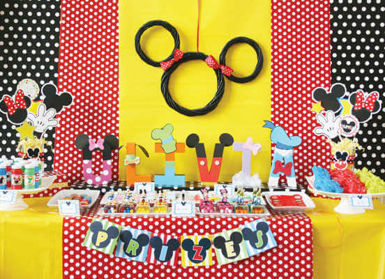 Temática Disney.
