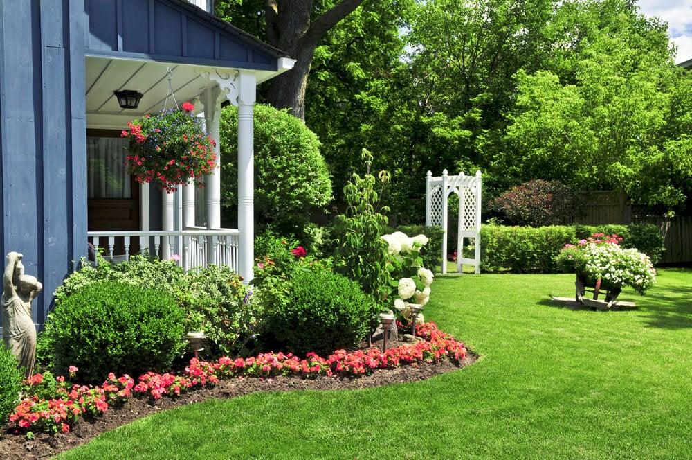 7 ideas para tener un jardín bonito