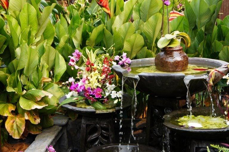 Una terraza Feng Shui: armonía al aire libre