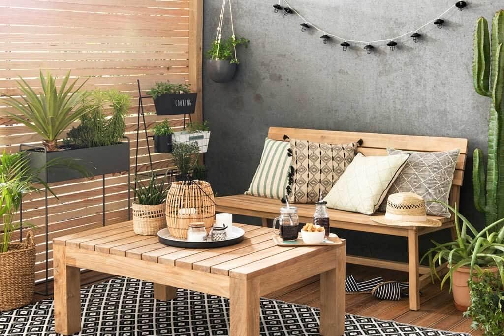 7 cosas imprescindibles para una terraza pequeña