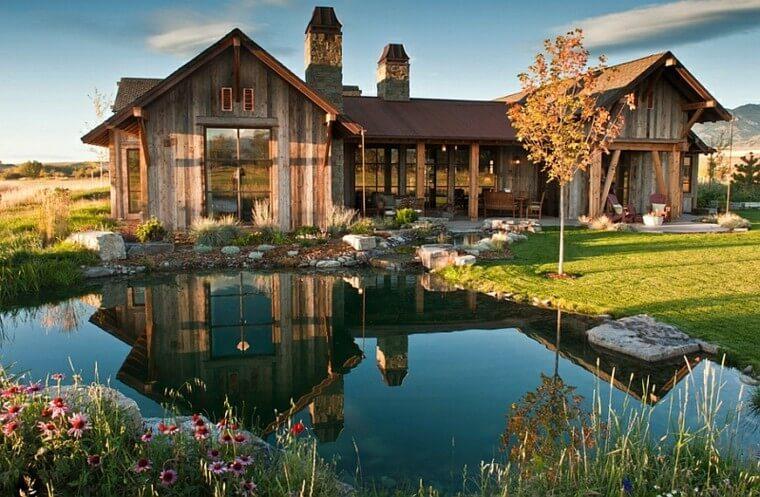 Los pros y los contras de las piscinas naturales